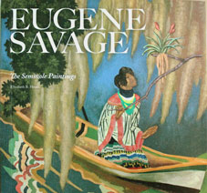 Eugene Savage cover
